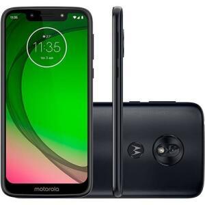 "Smartphone Motorola Moto G7 Play 32GB Dual Chip Android Pie - 9.0 Tela 5.7"" 1.8 GHz Octa-Core 4G - R$699"