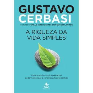 [AME R$ 19,00] - Livro - A Riqueza da Vida Simples