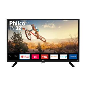 "Smart TV Philco 32"" LED PTV32G50SN - Bivolt   R$799"