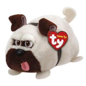 Pelúcia Teeny Tys Pets Cachorro Mel - Dtc R$9