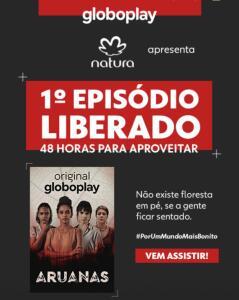 Série Aruanas 48h para maratonar de graça na globoplay