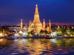 Voos para Bangkok, saindo de São Paulo! Ida e volta, com taxas incluídas, a partir de R$3.166