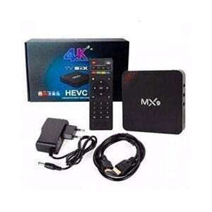 Tv Box 16GB ROM 2GB RAM - Android 7.1 - Wi-fi | R$104