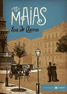 Os Maias: edição bolso de luxo (Clássicos Zahar) | R$41