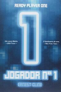 Livro | Jogador Número 1 - R$18