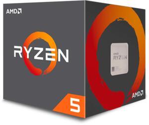 PROCESSADOR AMD RYZEN 5 2600X HEXA-CORE 3.6GHZ (4.2GHZ TURBO) 19MB - R$849