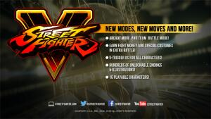Street Fighter V free fds