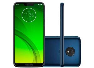 Smartphone Motorola Moto G G7 Power XT1955-1 32GB | R$810