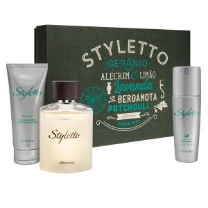 Kit Presente Styletto Pais por R$ 100