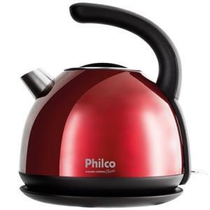 Chaleira Elétrica Philco Classic PHC20V Vermelha - R$102