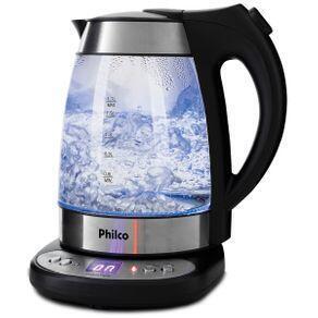 Chaleira Digital Philco Glass PCHD - R$142
