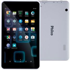 "Tablet PH70 8GB Wi-fi Tela 7"" Android Branco Philco - Bivolt | R$269"