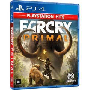 [APP] Game - Far Cry Primal - PS4 - R$50 (20% de cashback)