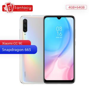 [Compra Internacional] Xiaomi CC 9E 4GB 64GB Snapdragon 665 48MP Tela Samsung Amoled Câmera | R$889