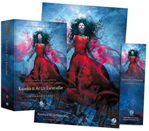 Livro | Rainha do Ar e da Escuridão - Volume 3 (+ Pôster + Marcador) - R$37