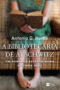 eBook Kindle: A bibliotecária de Auschwitz R$6