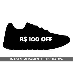 Tênis Asics Masculino - Preto - R$130