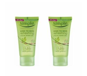Leve 2 Pague 1: Sabonete Líquido Facial Simple Gel Refresh 50ml