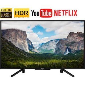 "Smart TV LED 50"" KDL-50W665F Sony, Full HD HDMI USB com X-Reality Pro e Wi-Fi Integrado | R$1.799"