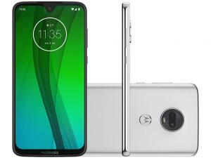 (Clube da Lu) Smartphone Motorola Moto G7 64GB Dual Chip 4GB RAM Tela 6.2