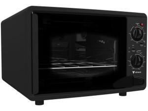 Forno Elétrico Venax Luxo 45L Grill - Timer | R$291