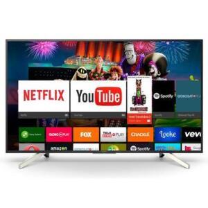Smart TV LED 65´ UHD 4K Sony, 4 HDMI, 3 USB, Wi-Fi - KD-65X755F por R$ 4150
