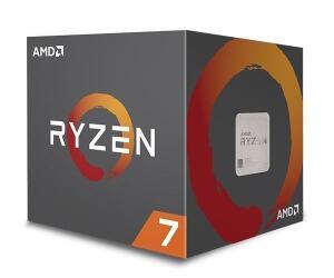 Processador AMD Ryzen 7 2700  A vista