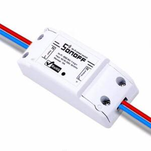 Relé WiFi Interruptor Inteligente Sonoff - R$32