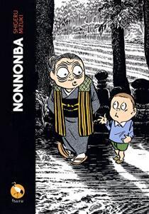Mangá   Nonnonba por Shigeru Mizuki - R$53