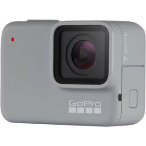 [Cartão SUBMARINO] - Câmera Digital GoPro Hero 7 10.1MP com Wi-Fi - Branca