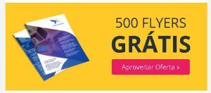 [1ª Compra] 500 Flyers Grátis na 360 Imprimir