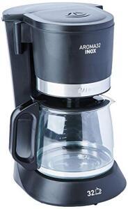 Cafeteira Aroma 32 127V, Mallory, B92000571, Preto - R$65