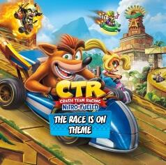 TEMA GRATUITO - Crash™ Team Racing Nitro-Fueled - PS4
