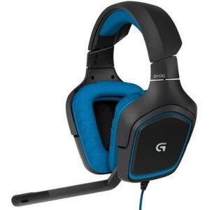 Headset Gamer Logitech G430 7.1 Dolby Surround - R$235