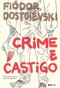 Livro | Crime e castigo - R$40