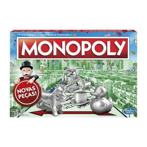 Jogo Monopoly Hasbro   R$63