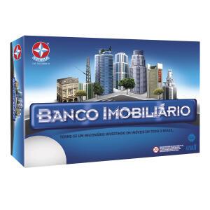 Jogo Banco Imobiliário - Estrela | R$72