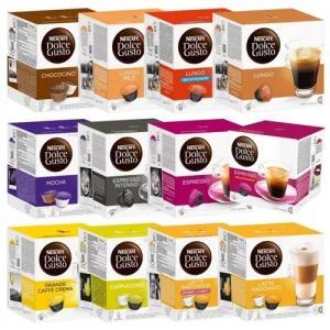 Até 30% OFF em caixas de capsulas Nescafé Dolce Gusto | Desconto progressivo