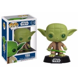 Boneco Funko Pop Star Wars Yoda | R$68
