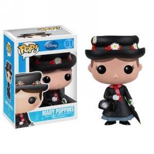 Pop Mary Poppins 51 - Disney - Funko   R$60