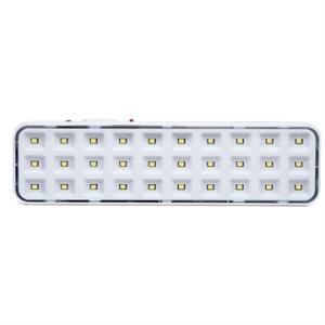 Luminária de Emergência com 30 Leds - Intelbras | R$15