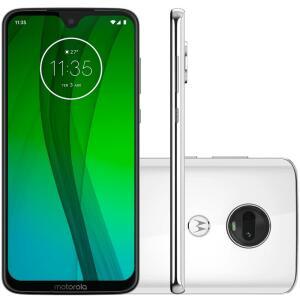 Smartphone Motorola Moto G7 64GB 4GB Tela 6.24 Full HD Câmera 12 + 5MP | R$987