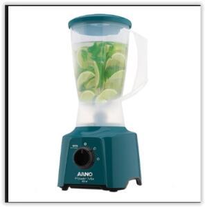 [AME] Liquidificador Arno Power Mix Verde Lq13 por R$ 78