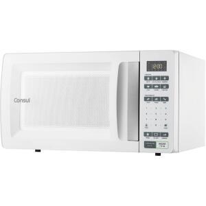 Micro-ondas Consul Branco 32 Litros CMS45 - R$324