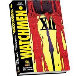 Livro - Watchmen - Edição Definitiva - R$66