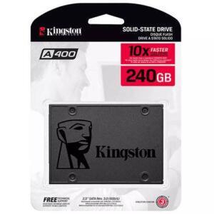 [Cartão Americanas]  Ssd Kingston 240gb - R$132 (ou R$126 com Ame)