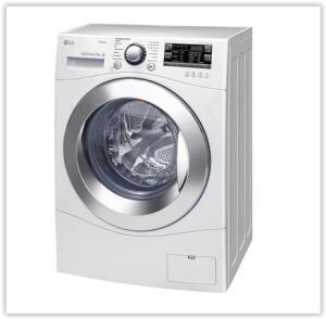 Lavadora LG Prime Washer WM11WPS6A, Painel Touch Led, 11Kg, Branca por R$ 1999