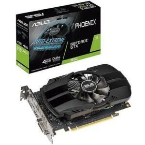 Placa de Vídeo Asus Phoenix NVIDIA GeForce GTX 1650 4GB, GDDR5 - R$750