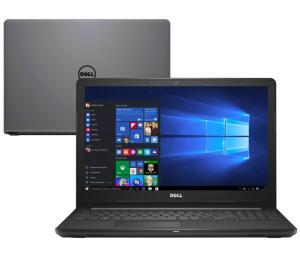 """Notebook Dell Core i7-8550U 8GB 2TB Placa de Vídeo 2GB Tela 15.6"""" Windows 10 Inspiron I15-3576-A70C"""