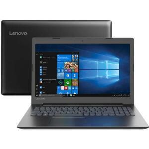 "[Cartão Americanas] Notebook Lenovo Ideapad 330 Dual Core Intel Celeron 4GB 500GB Tela 15,6"" Windows - 10 Preto | R$1.141"